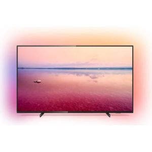 "PHILIPS 65PUS6704/12 TV LED 4K UHD - 65"" (164cm) - Ambilight - Dolby Vision/Atmos - Smart TV - 3xHDMI -2xUSB - Classe énergétique A+"