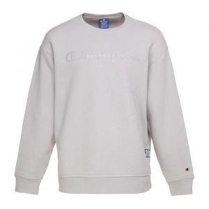 CHAMPION Sweatshirt col rond - Homme - Gris