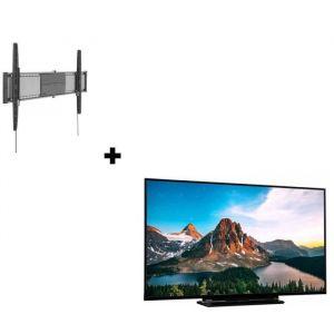 SAMSUNG UE50NU7025KXXC TV 4K + Support mural VOGEL'S EFW 8305