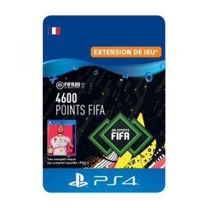 4600 Points FIFA pour FIFA 20 Ultimate Team™ - Code de Téléchargement pour PS4