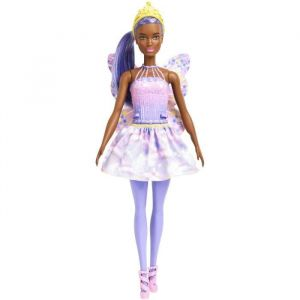 BARBIE - Fée Dreamtopia Mauve - Poupée Mannequin