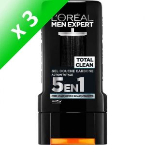 Men Expert Dch Clean 5 En 1 (Lot de 3)