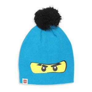 LEGO NINJAGO Bonnet Fantaisie Bleu Enfant Garçon