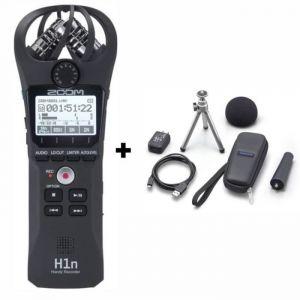 Zoom H1n Enregistreur numérique +Zoom APH-1n Pack d'accessoires pour H1n