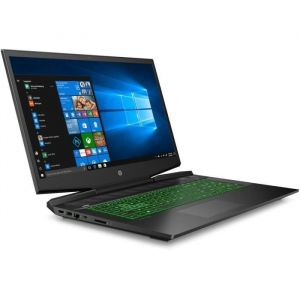 """HP PC Portable Pavilion Gaming 17-cd0070nf - 17""""FHD - Core™ i5-9300H - RAM 8Go - Stockage 128Go SSD + 1To HDD - GTX1650 - Win 10"""