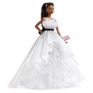BARBIE - Barbie 60ème Anniversaire Brune - Poupée Mannequin - Barbie de Collection