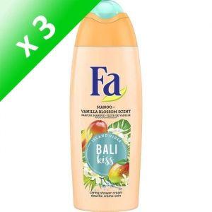 FA Gel Douche Island Vibes Bali Kiss - 250 ml (Lot de 3)