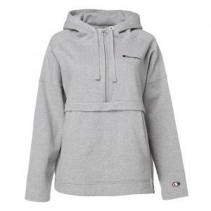 CHAMPION Sweatshirt à capuche - Femme - Gris