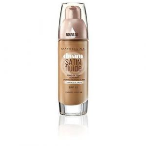 GEMEY MAYBELLINE Fond de teint Dream Satin Fluide 68 Golden