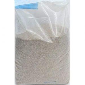 Sable filtrant pour piscine /Sable de quartz Grains de2,0 - 3,15 mm Sac de 25 kg