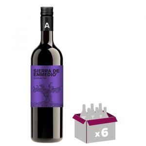 Sierra de Enmedio Garnacha - Vin  rouge d'Espagne - Garnacha - 75 cl