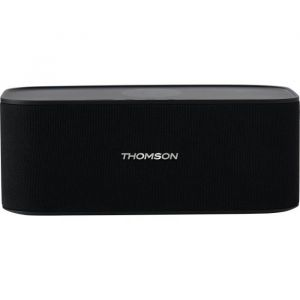 Enceinte sans-fil Bluetooth avec chargeur à induction noire Thomson WS06IPB