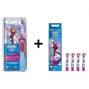 Pack Oral B sensible Pro 700 + Lot de brossettes Oral B Sensi Ultrathin+ ORAL B Dentifrice Répare gencives et émail Nettoyage doux -