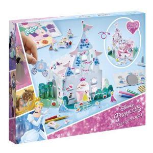 TOTUM kit créatif   Disney Princesse  Crée et décore ton château de Princesse