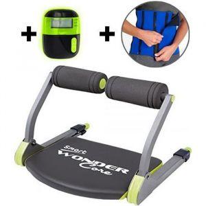 Pack Wondercore Smart + Ceinture de sudation + Podomètre
