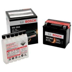 BOSCH M6004 Batterie Moto 12V 4Ah 30A