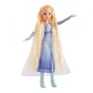 Disney La Reine des Neiges 2 - Poupee mannequin Coiffure Elsa
