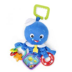 BABY EINSTEIN Poulpe Neptune interactif Activity Arms Octopus - Bleu