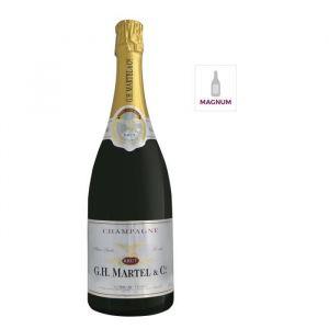 Magnum Champagne GH Martel Brut