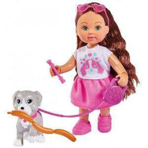 EVI LOVE - Simba - Poupée Enfant - Holiday Amis