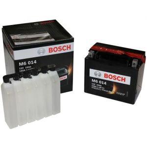 BOSCH M6014 Batterie Moto 12V 10Ah 90A