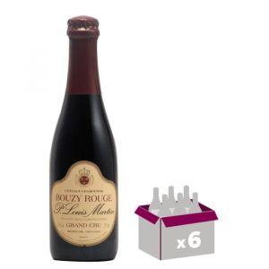 GH MARTEL Bouzy Vin de Champagne - Rouge - 37,5 cl x 6