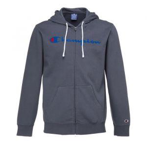 CHAMPION Sweatshirt zippé à capuche - Homme - Gris