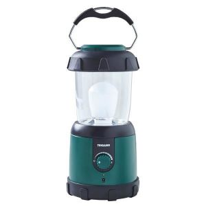 TRIGANO Lanterne Led Rechargeable - Vert Sapin