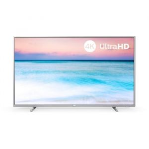 "PHILIPS 55PUS6554/12 TV LED 4K UHD 139 cm (55"") - Dolby Vision HDR 10+ - son Dolby Atmos Smart TV - 3x HDMI - Classe énergétique A +"