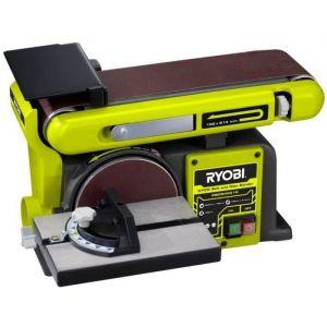 RYOBI Ponceuse à bande et à disque 370 Watts