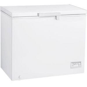 CONTINENTAL EDISON CECCF260APEW Congélateur coffre contrôle électronique - 260 L - Froid statique - A+ - L 96 x H 84,5 cm - Blanc