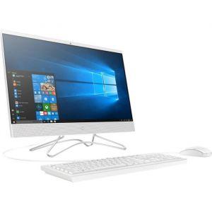 """HP PC Tout-en-Un 24-f0021nf - 23,8"""" FHD - Core i3-8130U - RAM 4Go - Disque Dur 1To HDD - Windows 10 - HP Ordinateur de Bureau 24-f0021nf - 23,8"""" FHD - Core i3-8130U - RAM 4Go - Disque Dur 1To HDD - Windows 10"""