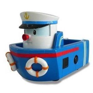 ROBOCAR POLI Véhicule Marine - ROBOCAR POLI Véhicule Marine - Les petits véhicules en métal 100% fidèles aux héros de la série ! Garçon et Fille - Dès 3 ans