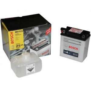 BOSCH M4F15 Batterie Moto 12V 3Ah 10A