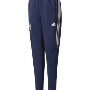 ADIDAS Pantalon de football Bayern Tech - Enfant garçon - Bleu