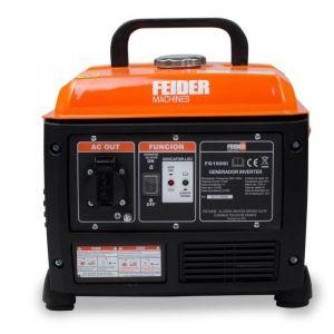 FEIDER Groupe électrogène inverter FG1600I - 1200 W - Moteur essence 4 temps 53,5 cm³