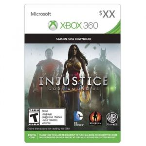 Season Pass Injustice - Gods Among Us pour Xbox 360