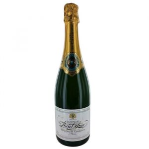 CHARLES DE CAZANOVE Champagne Brut Azur - 75 cl