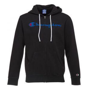 CHAMPION Sweatshirt zippé à capuche - Homme - Noir