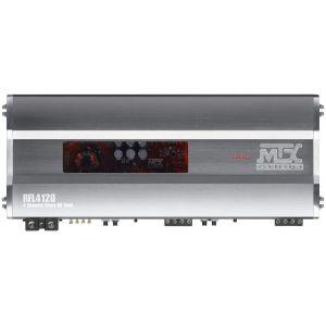Amplificateur 4 Canaux Extrême Rfl4120 Mtx