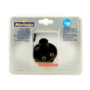 Coupe Batterie Universel 12v/24v Norauto