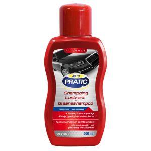 Shampooing Lustrant Auto Pratic 500 Ml