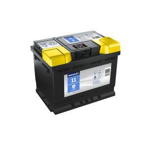 Batterie Norauto Bv11 60 Ah - 540 A