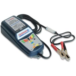 Chargeur 2 roues Tecmate Optimate 6