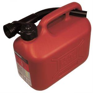 Jerrican Carburant En Plastique Rouge Ou Vert Autobest 10 L
