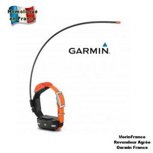 Garmin Alpha 100 - Collier MINI T5 - collier de repérage GPS pour petit chien de chasse
