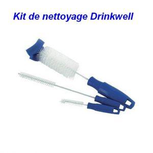 Kit de nettoyage Drinkwell (lot de 3 goupillons)
