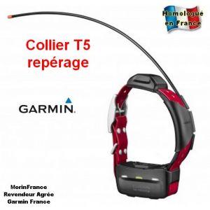 Garmin Alpha 100 - collier de repérage GPS T5 ou TT15 pour chien de chasse
