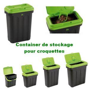 Container de stockage croquette Dry Box