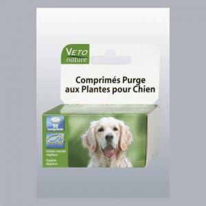 Comprimés purge Vetonature (vermifuge naturel pour chien)